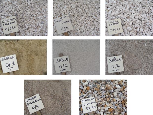Sarl merat amendement exploitation de sablire et vente de sable - Gravier 0 20 ...